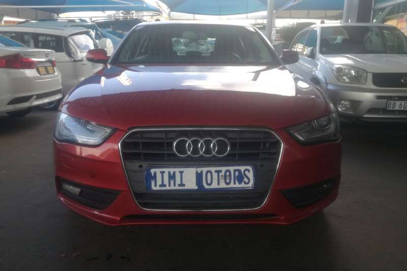 Audi A4 2.0TDI Ambition 2013