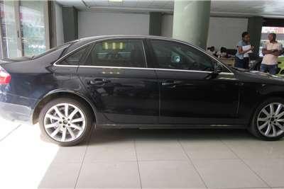 Audi A4 2.0TDI Ambition 2014