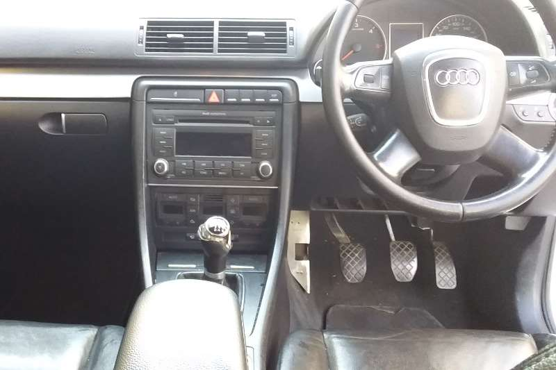 Used 2008 Audi A4 2.0TDI Ambition multitronic
