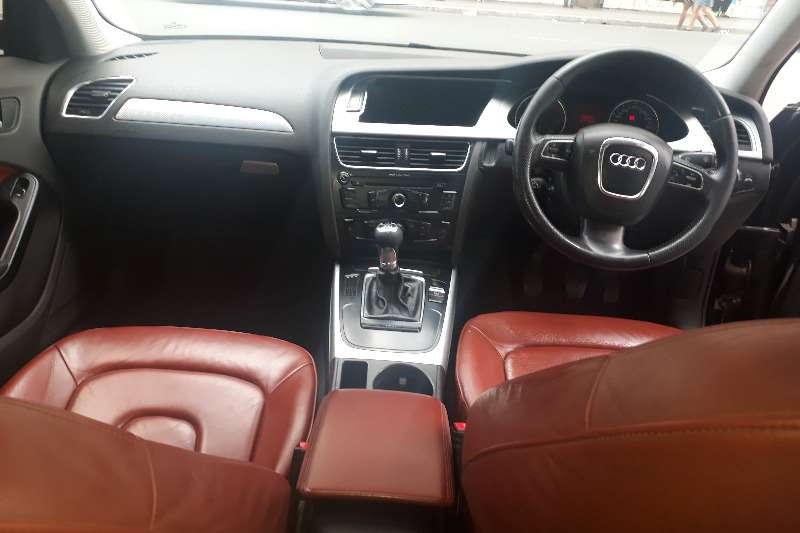 Audi A4 2.0TDI Ambition multitronic 2009