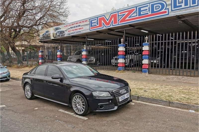 Audi A4 2.0TDI Ambition multitronic 2010