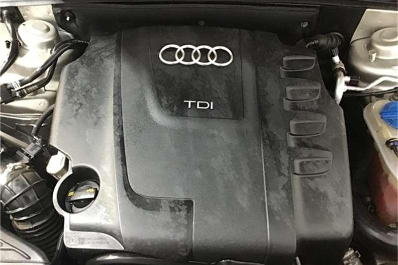 Audi A4 2.0TDI Ambition multitronic 2010