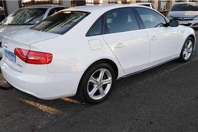 Audi A4 2.0TDI Ambition multitronic 2012