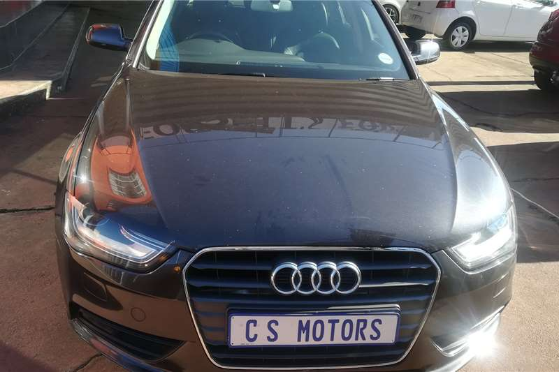Audi A4 2.0TDI Ambition multitronic 2014
