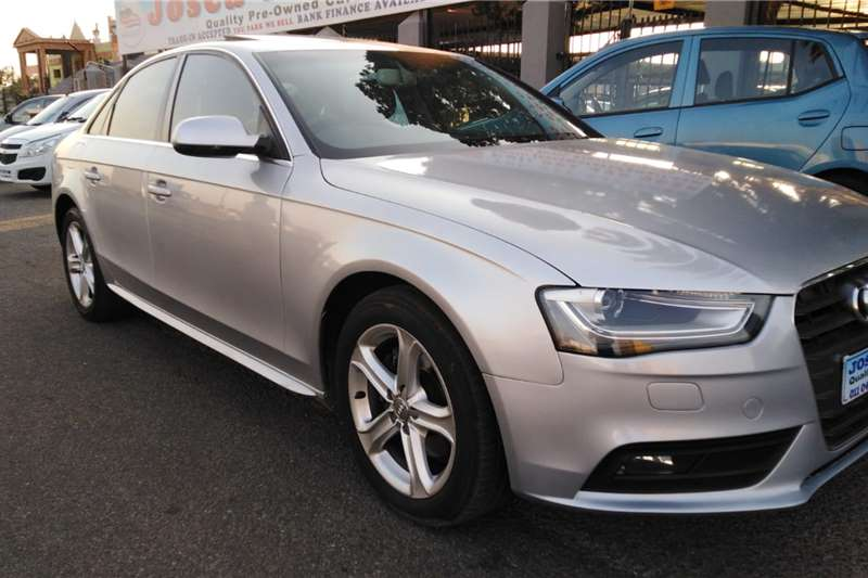 Audi A4 2.0TDI Ambition multitronic 2015