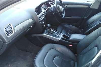 Audi A4 2.0TDI Ambition multitronic 2015