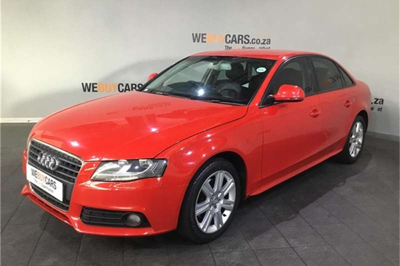 Audi A4 2.0TDI Attraction 2009