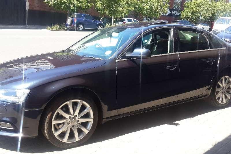 Audi A4 2.0TDI Attraction 2014