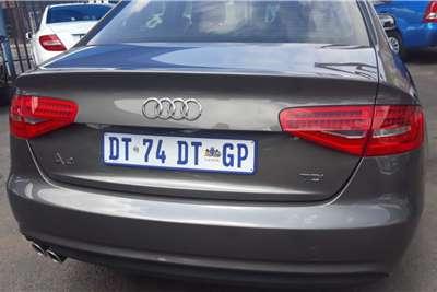 Audi A4 2.0TDI Attraction 2015