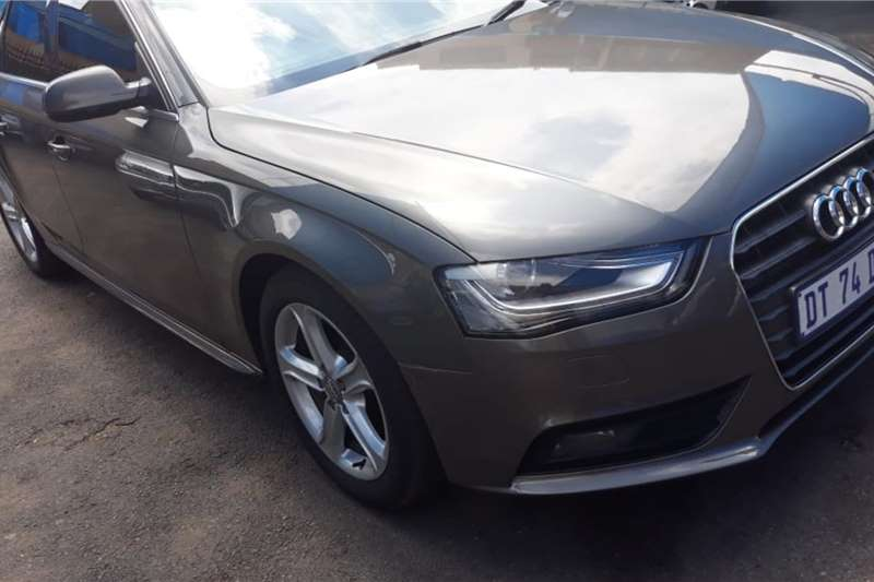 Audi A4 2.0TDI Attraction 2015