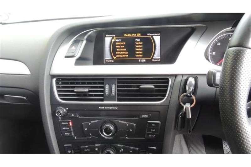 Audi A4 2.0TDI Attraction Auto 2010