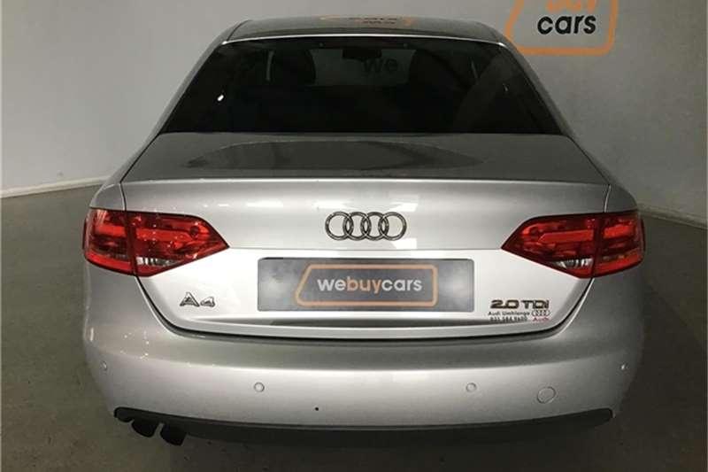 Audi A4 2.0TDI Attraction multitronic 2009