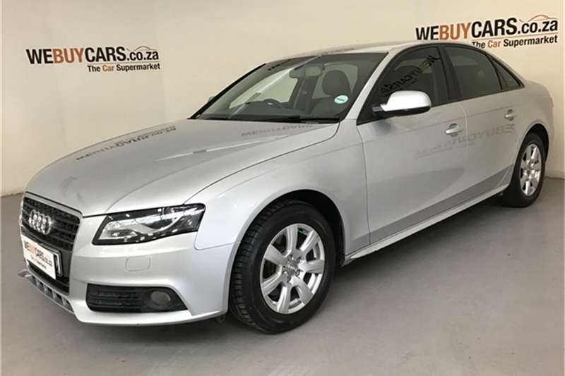Audi A4 2.0TDI Attraction multitronic 2010