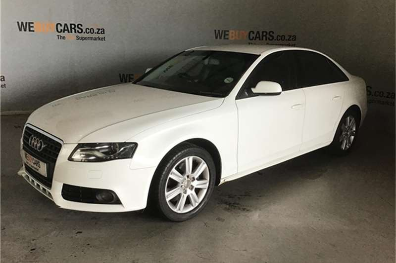 Audi A4 2.0TDI Attraction multitronic 2011