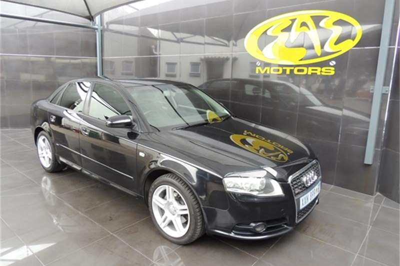 Audi A4 2.0TDI Auto 2009