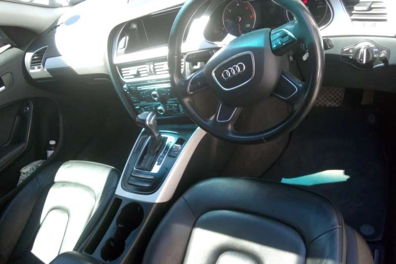 Audi A4 2.0TDI automatic 2015