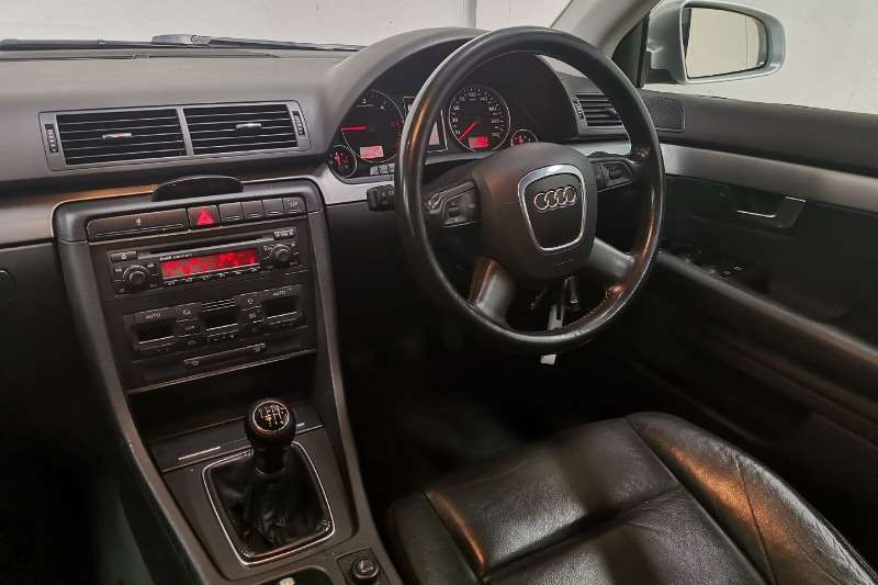 Audi A4 2.0TDI Avant Multitronic 2006