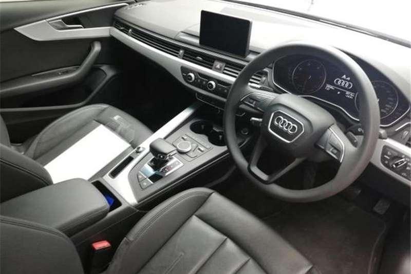 Audi A4 2.0TDI Design 2016