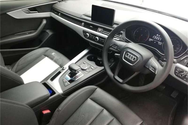 Audi A4 2.0TDI Design 2017