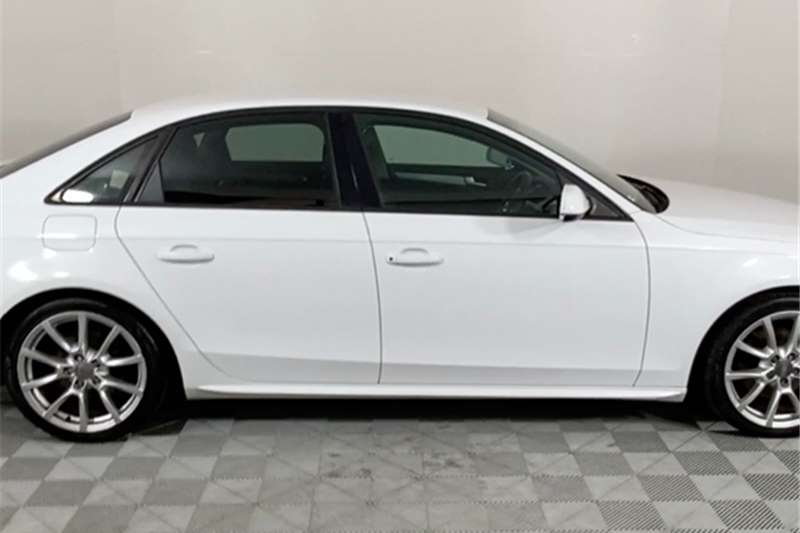 2010 Audi A4 A4 2.0TDI Efficiency Ambition