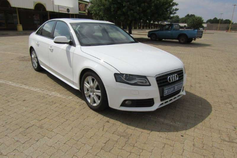 Audi A4 2.0TDI Efficiency Ambition 2011