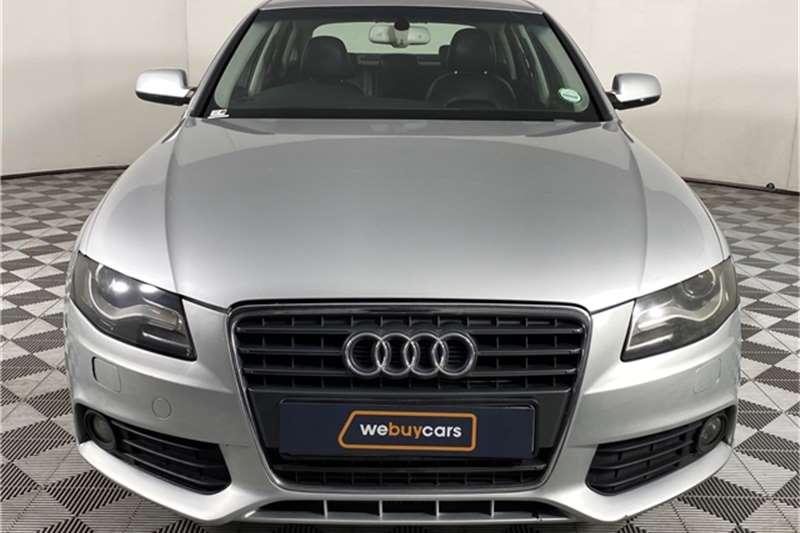 2011 Audi A4 A4 2.0TDI Efficiency Ambition