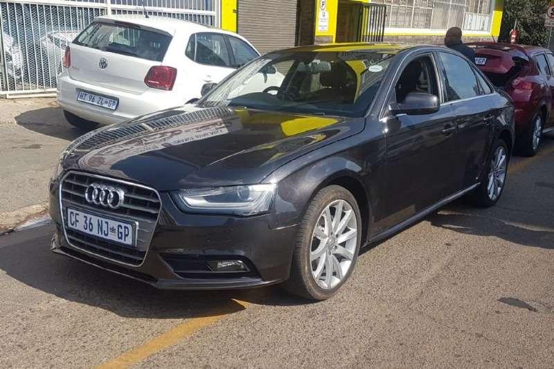 Audi A4 2.0TDI Multitronic 2012