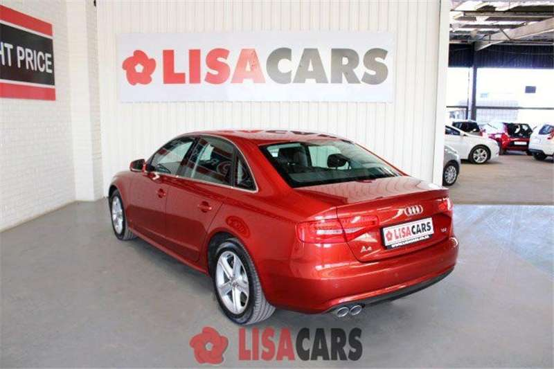 Audi A4 2.0TDI Multitronic 2015