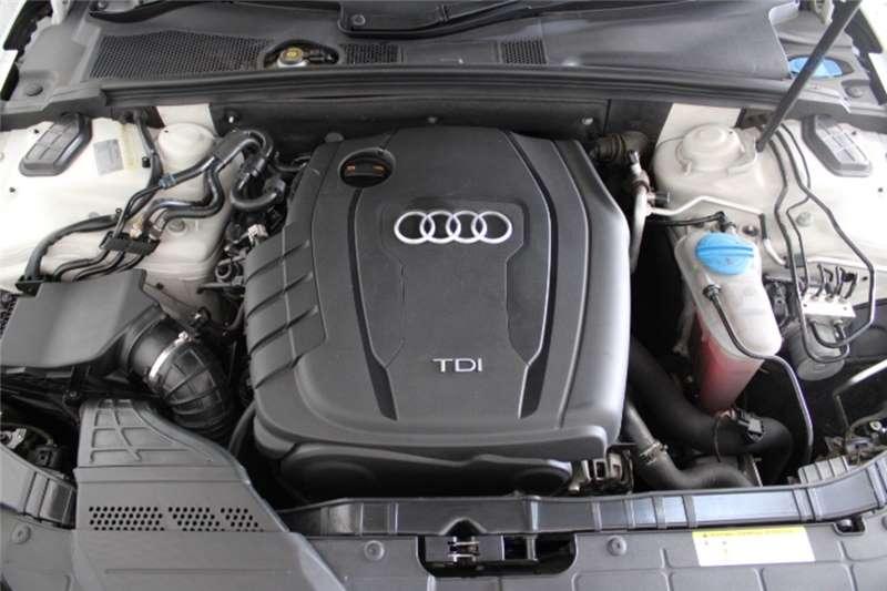 Audi A4 2.0TDI S 2012
