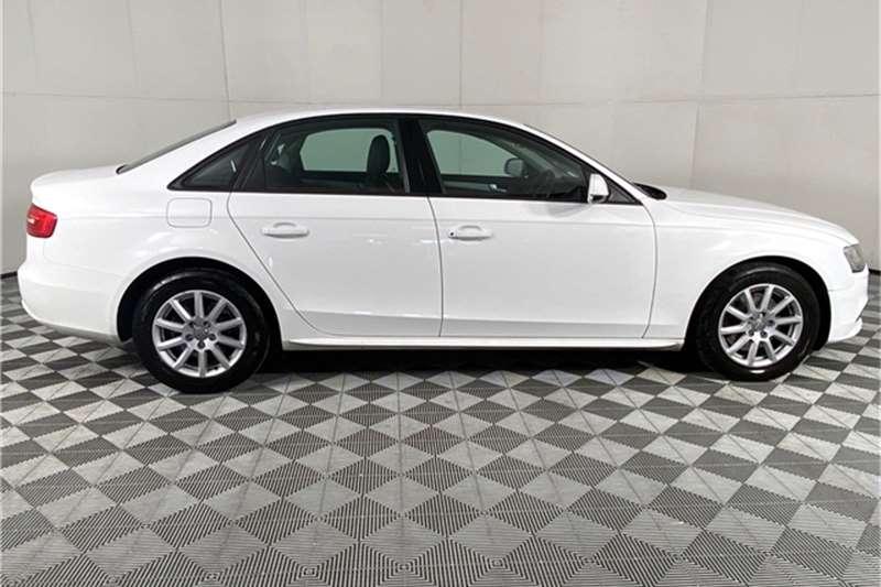 2012 Audi A4 A4 2.0TDI S