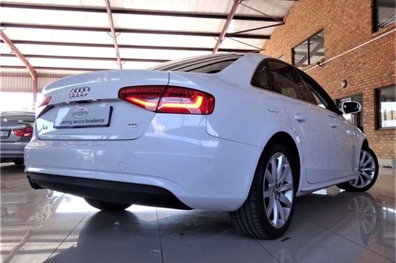 Audi A4 2.0TDI S 2014
