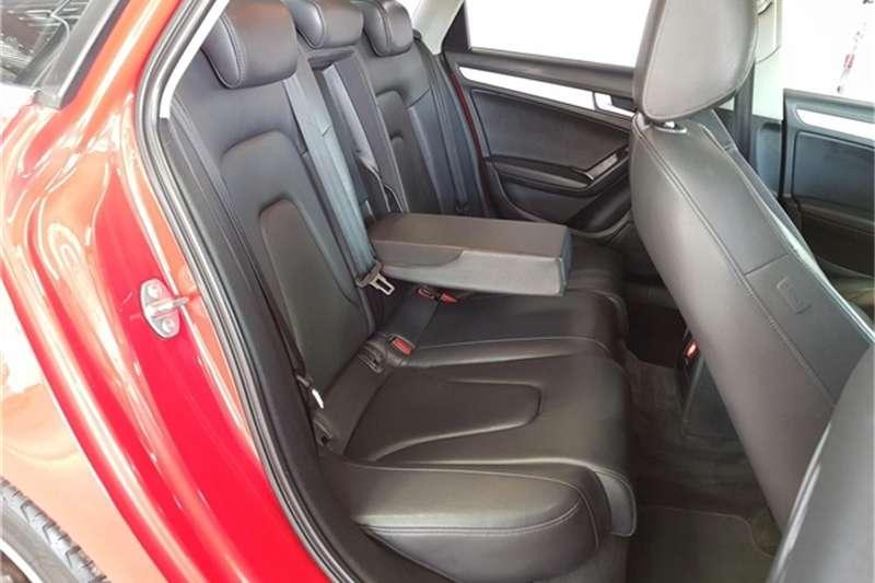 Audi A4 2.0TDI S 2015