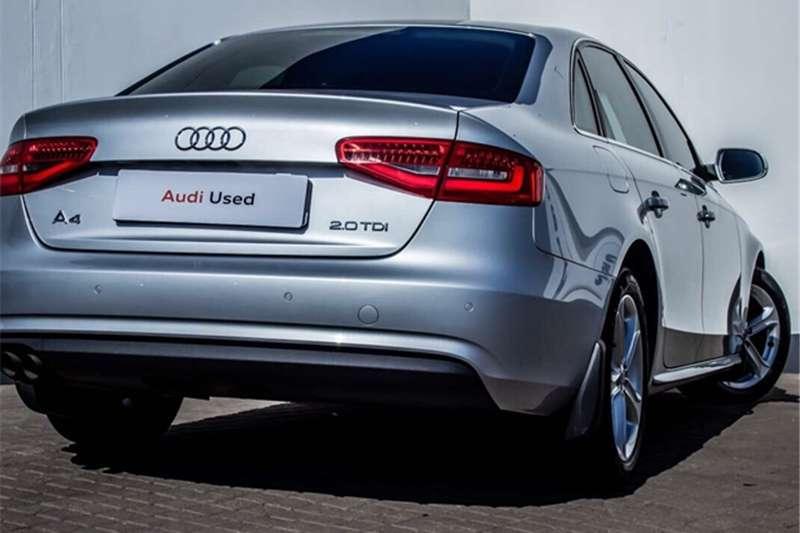 Audi A4 2.0TDI SE 2012