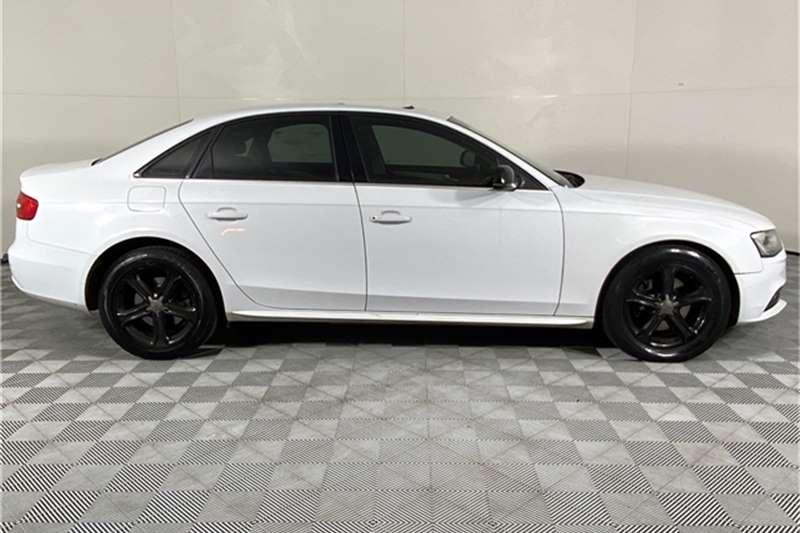 Used 2013 Audi A4 2.0TDI SE
