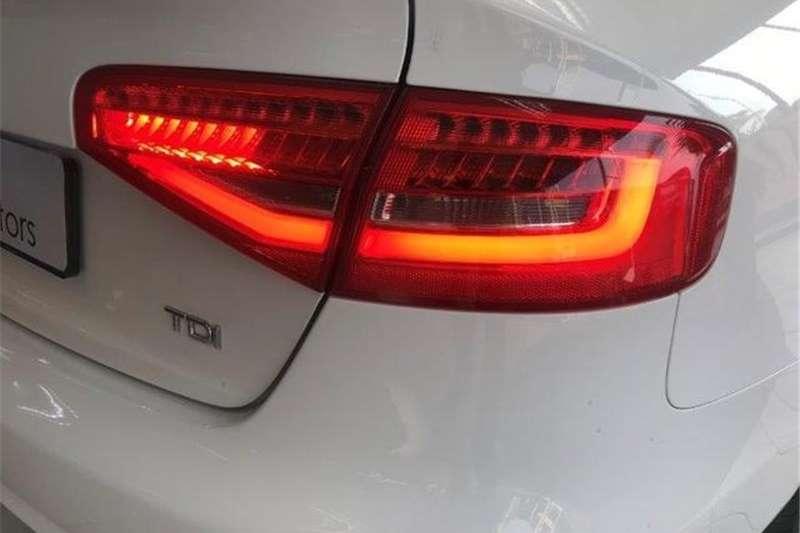 Audi A4 2.0TDI SE 2014