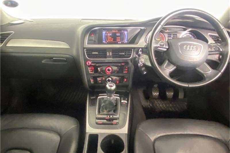2015 Audi A4 A4 2.0TDI SE