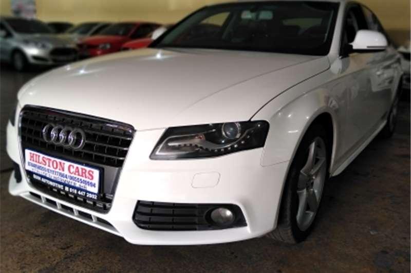 Audi A4 2.0TDI SE auto 2011