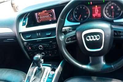 2011 Audi A4 A4 2.0TDI SE auto