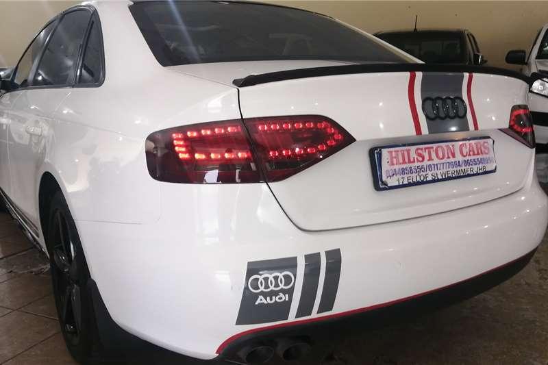 Audi A4 2.0TDI SE auto 2012