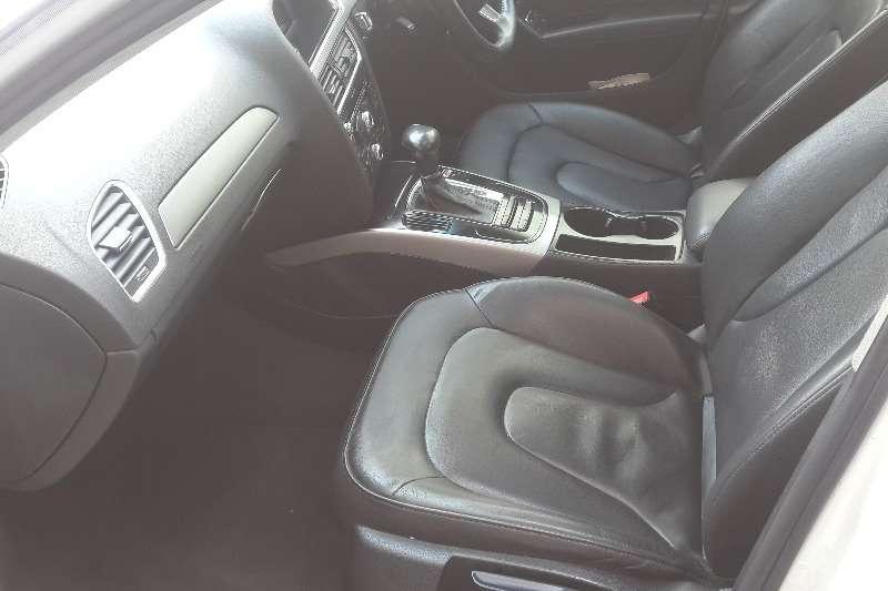 Audi A4 2.0TDI SE auto 2013