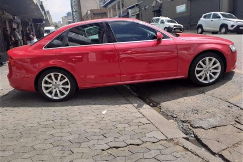 Used 2013 Audi A4 2.0TDI SE auto