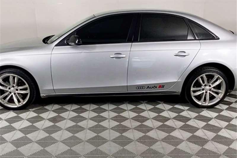 2013 Audi A4 A4 2.0TDI SE auto