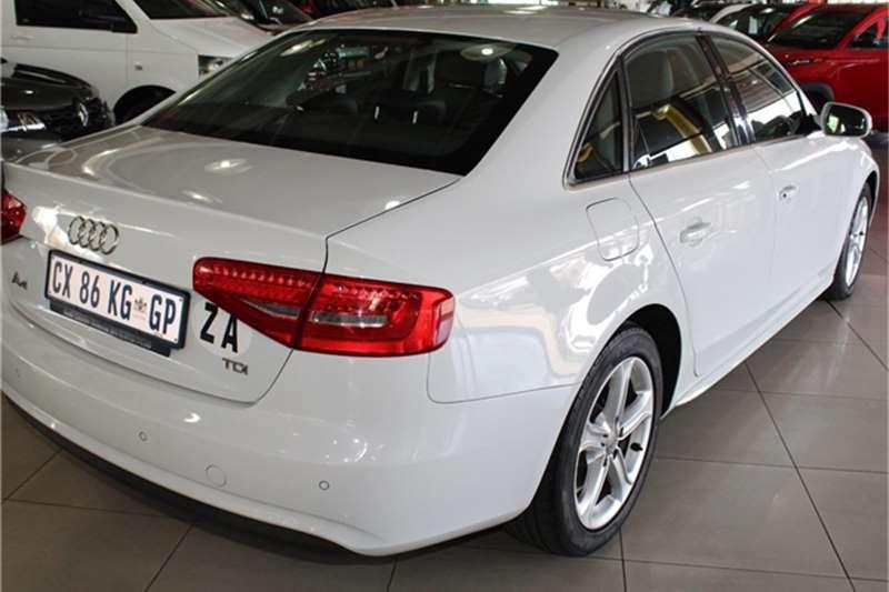 Audi A4 2.0TDI SE auto 2014