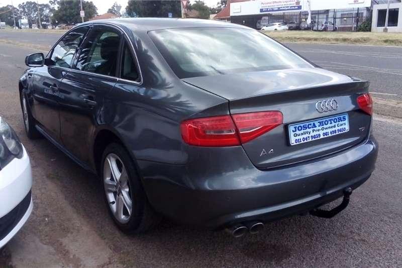 Used 2014 Audi A4 2.0TDI SE auto