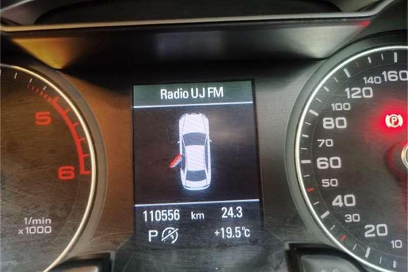 2014 Audi A4 A4 2.0TDI SE auto