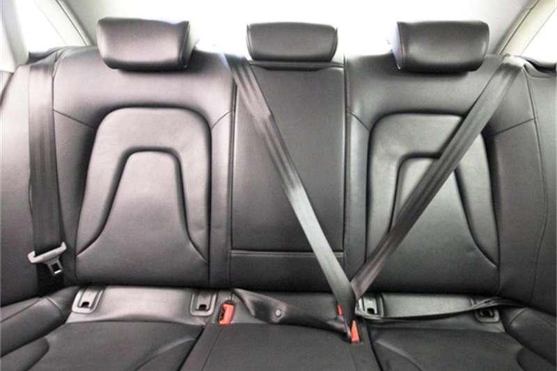 Audi A4 2.0TDI SE auto 2015