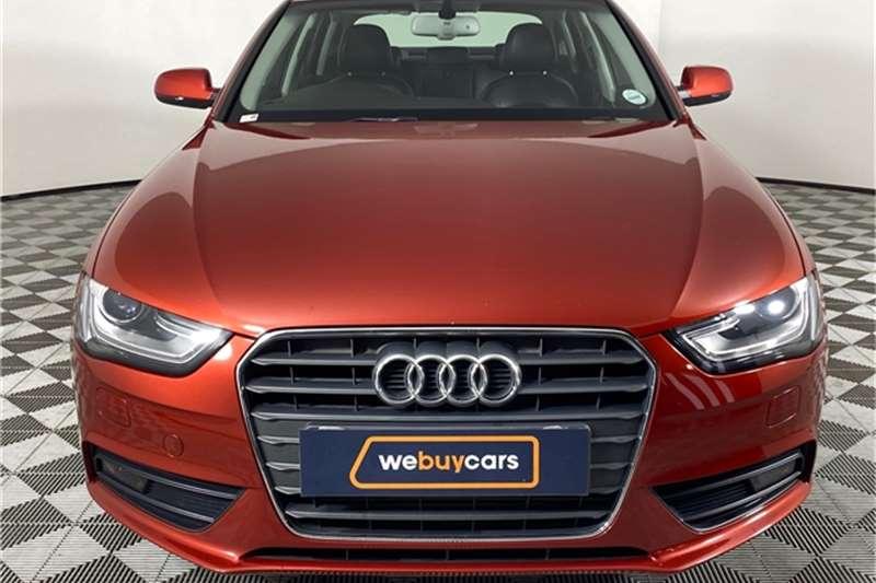 2015 Audi A4 A4 2.0TDI SE auto