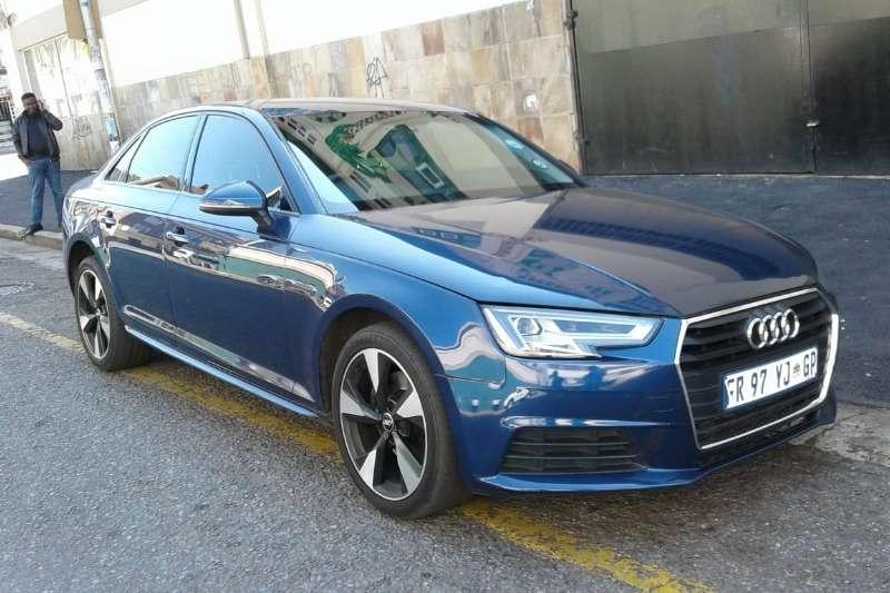 Audi A4 2.0TDI SE auto 2017