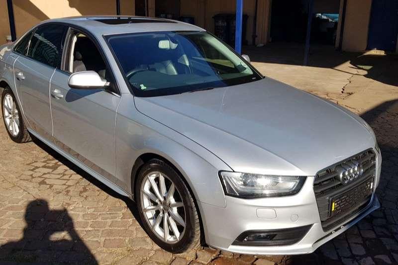 Audi A4 2.0TDI SE Multitronic 2014