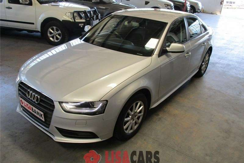 Audi A4 2.0TDI SE Sport Edition Plus 2014